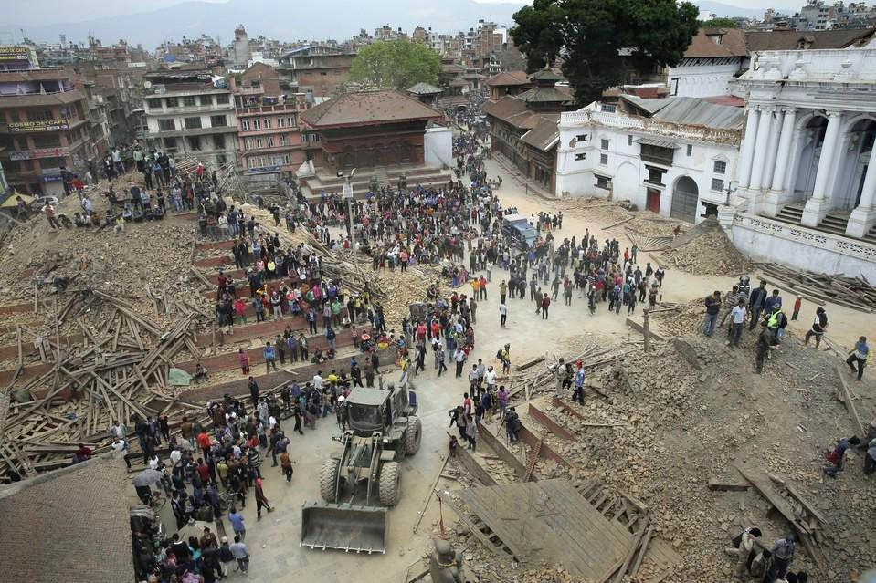 2015 Earthquake